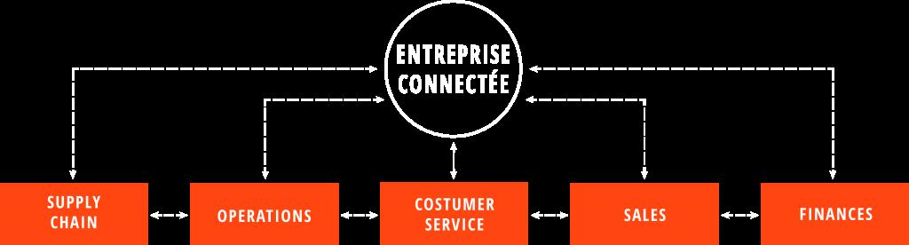 entreprise connectée business central