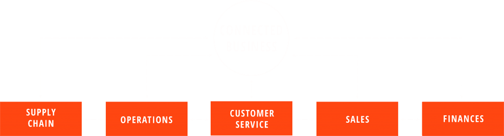 connected business graph